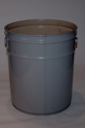 bucket for the gas forge body